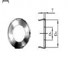 UHP GAS FITTING,SUS 가스피팅,METAL FACE SEAL FITTING, US4GR(가스켓)