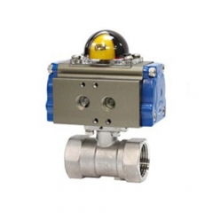Screw Ball Valve - 1PCS