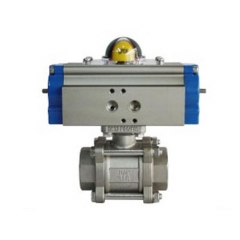 Screw Ball Valve - 3PCS